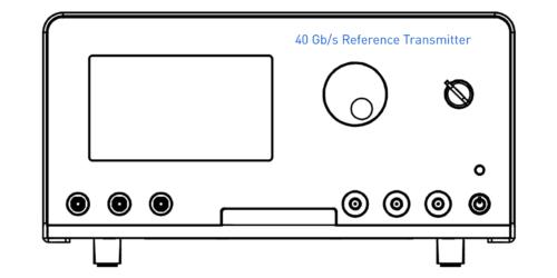 Reference Transmitter