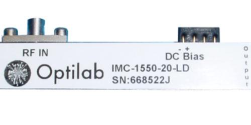20 GHz Intensity Modulator
