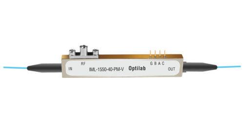 40 GHz Intensity Modulator