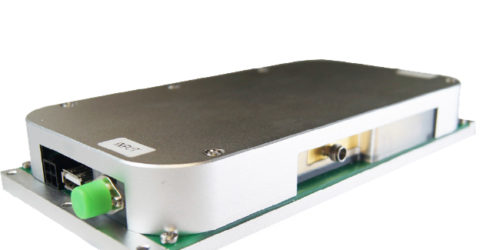 20 GHz Modulator with Bias Control