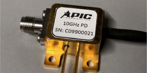 10 GHz Photodiode