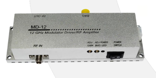12 GHz Modulator Driver