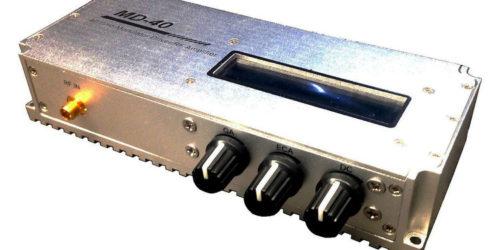 40 GHz Modulator Driver