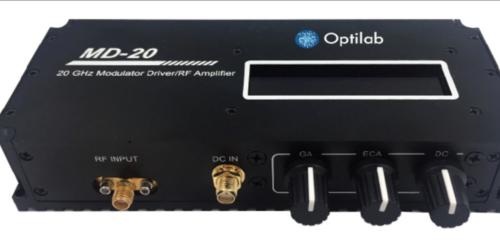 20 GHz Modulator Driver