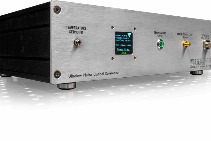 New SILENTSYS Optical Frequency Discriminator